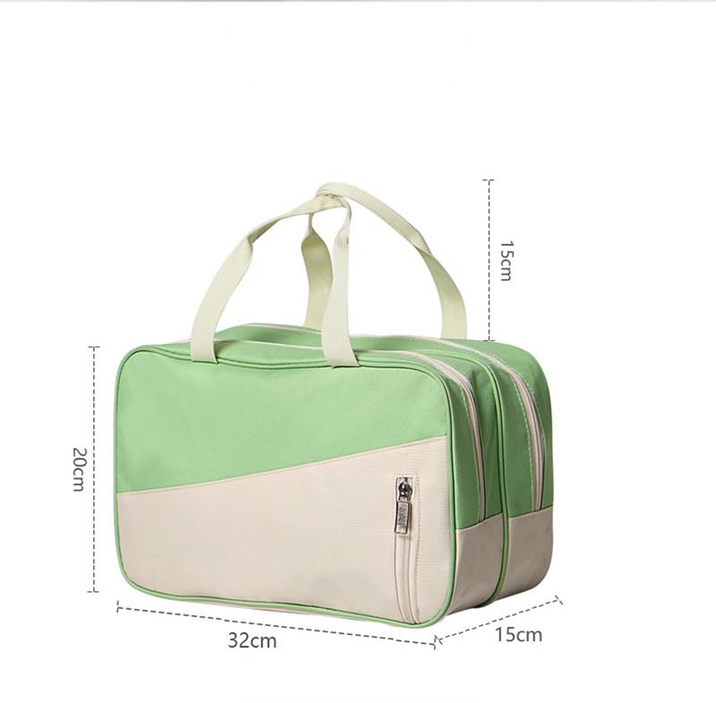 Factory wholesale Cooler Bag Supplier - Waterproof Oxford Travel Sports Beach Bag Swimming Package Hand Bag – Tongxing detail pictures