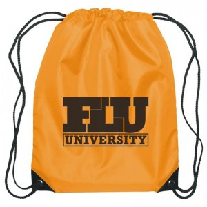 High Quality Polyester Drawstring Bag Promotional drawstring backpack Custom Drawstring Bag