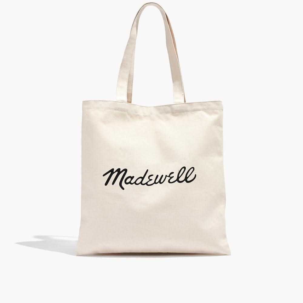 Promotion Custom long handle cotton canvas bag Featured Image