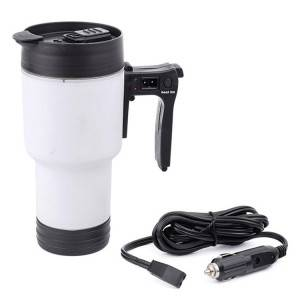 12v 480CC Mini Car Electric Water Heaters Coffee makers