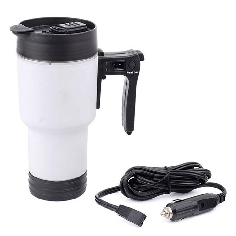 12v 480CC Mini Car Electric Water Heaters Coffee makers Featured Image