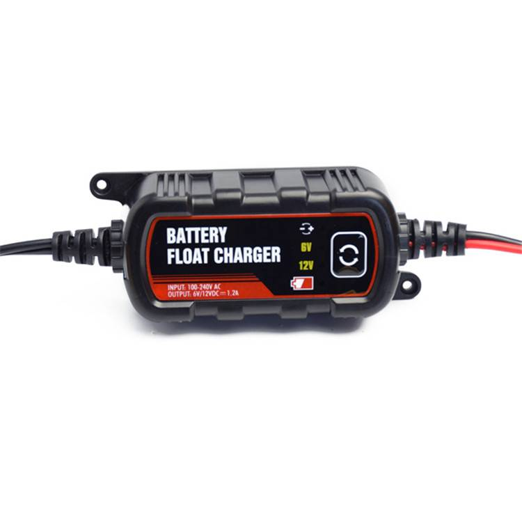 6v/12v 1.2a/1.5a/2a/3a Smart Car Battery Charger / Maintainer