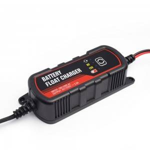 OEM/ODM Manufacturer In-Car Charger - 6v/12v 1.2a/1.5a/2a/3a Smart Car Battery Charger / Maintainer – Tonny