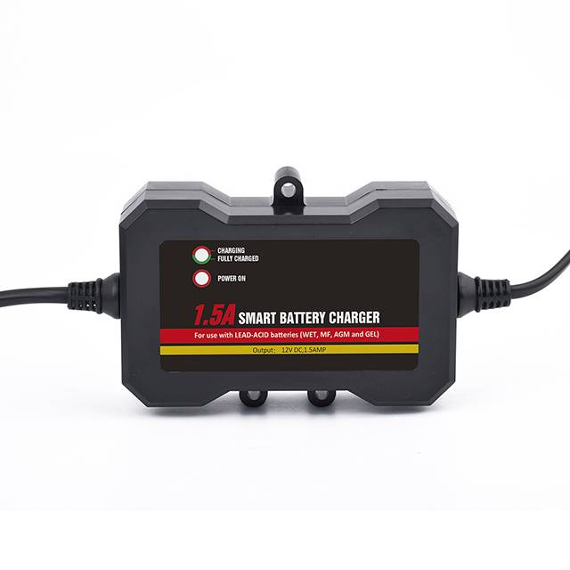 Super Purchasing for Battery Charger Automotive - 12v 1.5a Portable Fully Automatic Marine On-Board Battery Charger Maintainer Ip68 Waterproof – Tonny Featured Image