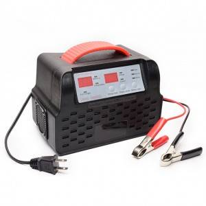 China wholesale Car Phone Charger -  12v 10a 20a Smart Battery Charger Car Lead Acid Battery Charger With Digital Display – Tonny