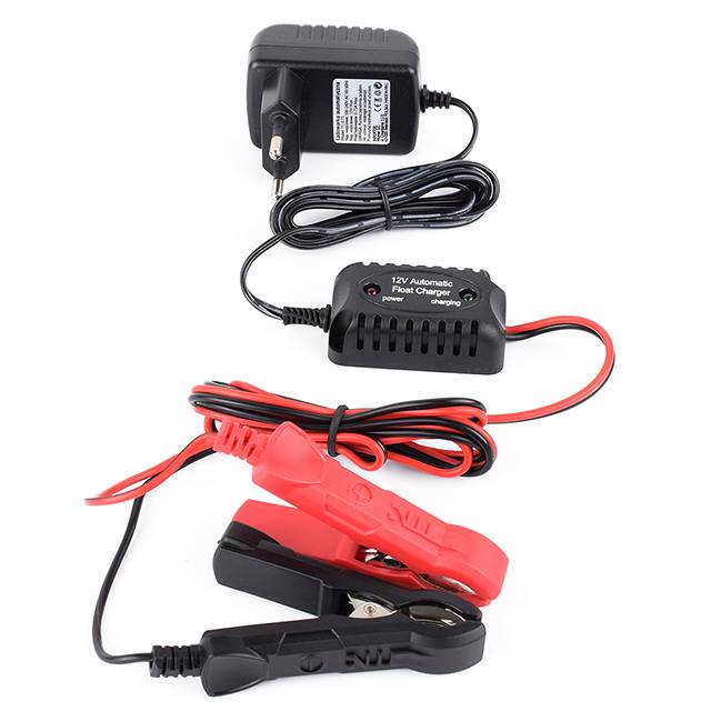 2018 Good Quality Charger Battery - 6V or 12V, 400mA Smart Battery Charger / Maintainer – Tonny detail pictures