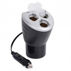 High definition Motorcycle Battery Charger - Cup Holder Car Power Socket W/Charger – Tonny