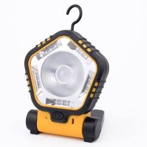 Best service OEM rechargeable handheld work light, portable led multifunction work light
