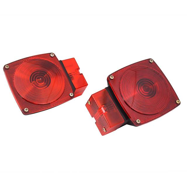 "Submersible Under/Over 80"" Wide Trailer Light Kit"