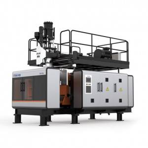BLOW MOLDING MACHINE TVA 20L-500L