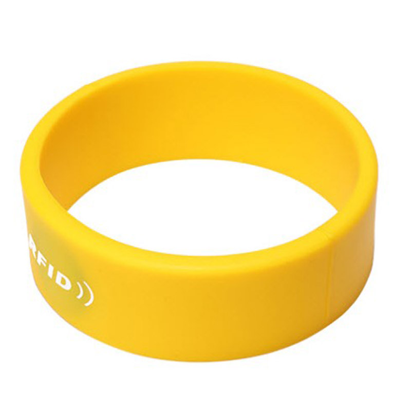 Best quality Rfid Woven Wristband - Silicone Wristband-S0018 – Toptag