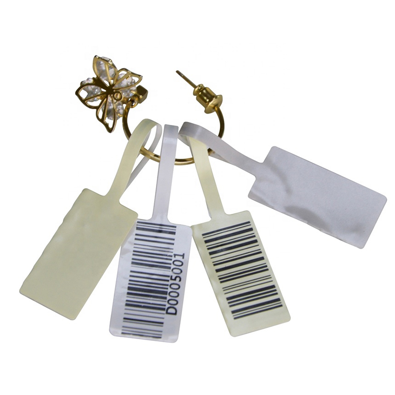 Hot New Products Uhf Transparent Rfid Sticker - RFID jewelry Tag – Toptag