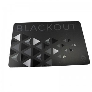 UV blocking card