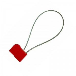 Fixed Competitive Price Clothing Rfid Tag - RFID Seal Tag – Toptag