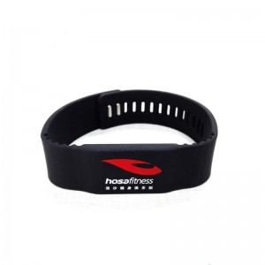 Fast delivery Uhf Rfid Pvc Wristband - Silicone Wristband-S0014 – Toptag
