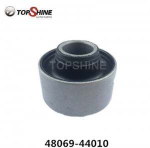 48069-44010 Car Auto Parts Rubber Bushing Suspension Arms Bushing for Toyota