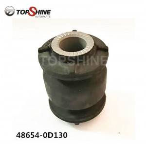48654-0D130 Car Rubber Parts Lower Arms Bushing...
