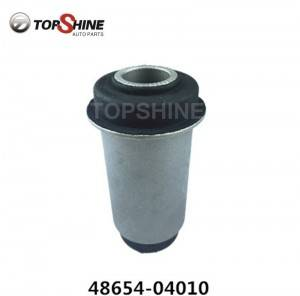 48654-04010 Car Auto Parts Suspension Rubber Bushing Lower Arms Bushings for Toyota