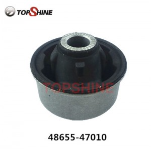 48655-47010 Car Rubber Parts Suspension Lower Arms Bushings for Toyota