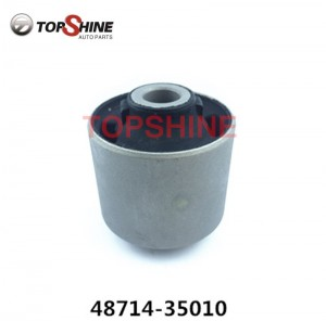 48714-35010 48714-35070 48710-60160 Auto Parts Suspension Rubber Parts Lower Arms Bushings use for Toyota