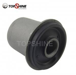 Car Spare Parts Rubber Bushing Lower Arms Bushing 48632-35080 for Toyota