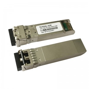 Best quality 10gb Ethernet Sfp Module - 10Gb/s SFP+ SR 850nm 300m DDM VCSEL LC optical transceiver  – Topticom