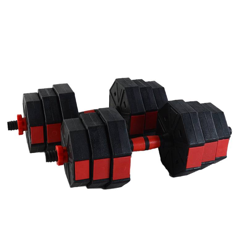 China Supplier Adjustable Dumbbell Buy Online - environment protection Replaceable new adjustable weight dumbbell – Toptons