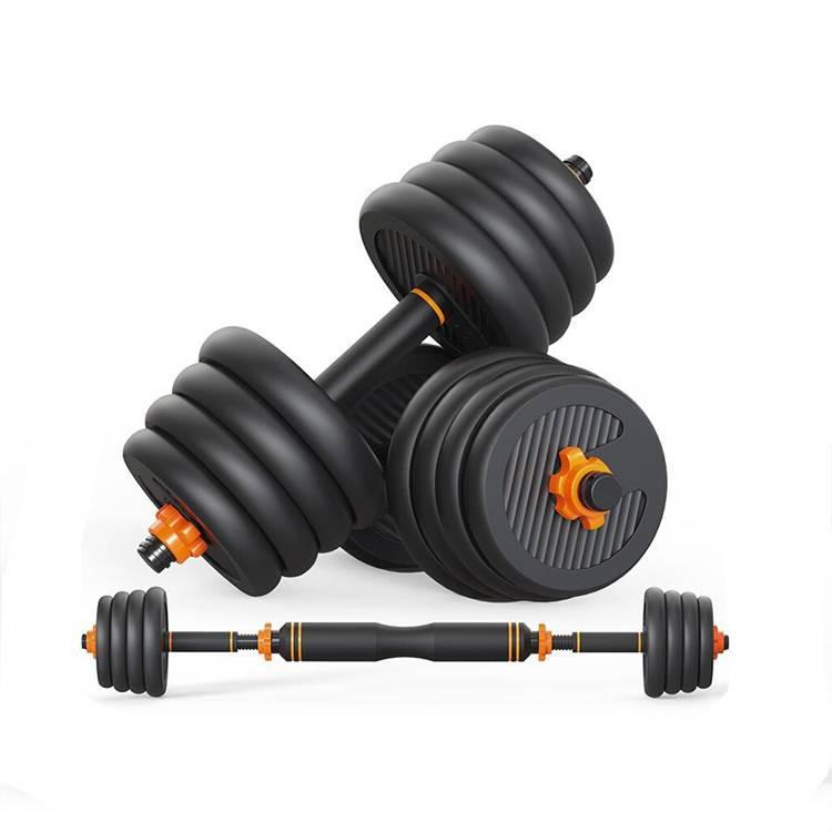 High Quality Barbell Weight Dumbbell Kettlebell Adjustable Aerobic Barbell