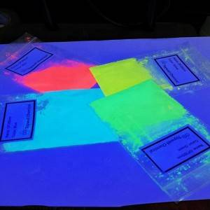 uv fluorescent pigment for anti-falsification p...