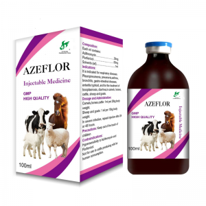 Azithromycin+Florfenicol Injection