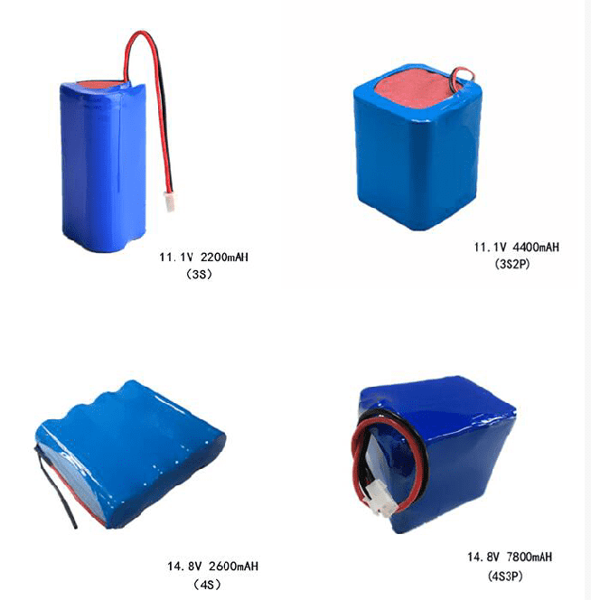 High Quality Lithium Ion Battery - High capacity 18650 battery 7.4V 4000mah  – True Power detail pictures