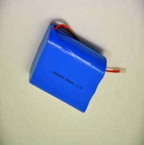 Manufacturer for Lithium Ion Battery 48v 30ah - Competitive price 11.1V 3000mah 18650-3s battery – True Power
