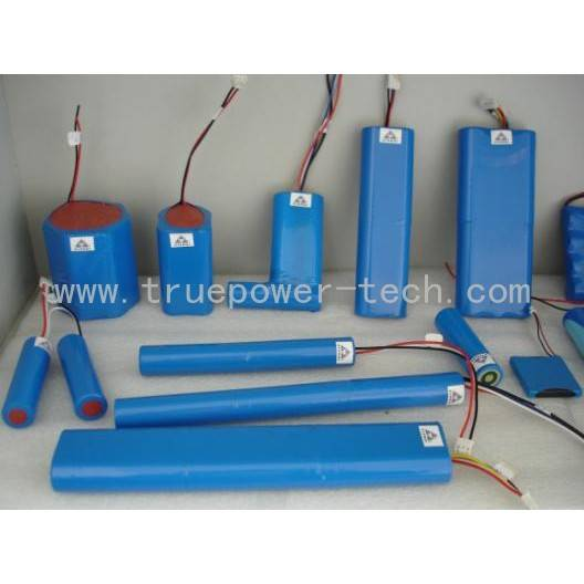 Wholesale Price China Lithium Ion Pack - Li-ion battery pack – True Power