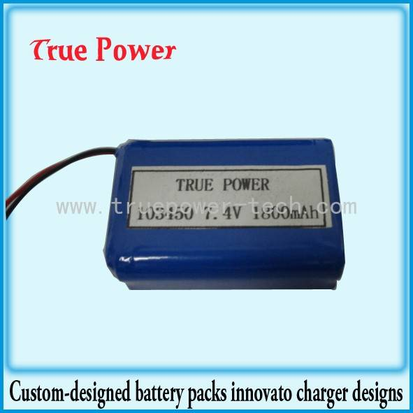 Factory directly Punctured Lithium Ion Battery - battery pack – True Power