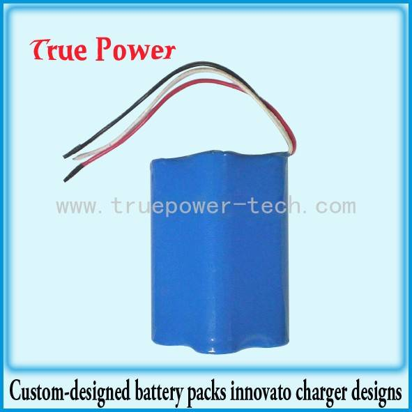 Cheapest Factory 3.7 Volt Battery 18650 - 18650 battery 3.7V 4400mAh – True Power