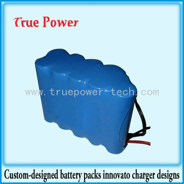 Wholesale Price 36v Lithium Ion Battery Pack For Ebike - Lithium Battery Pack 10.8V 6.6Ah – True Power