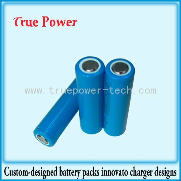 High Quality Lithium Ion Battery - 18650 battery – True Power
