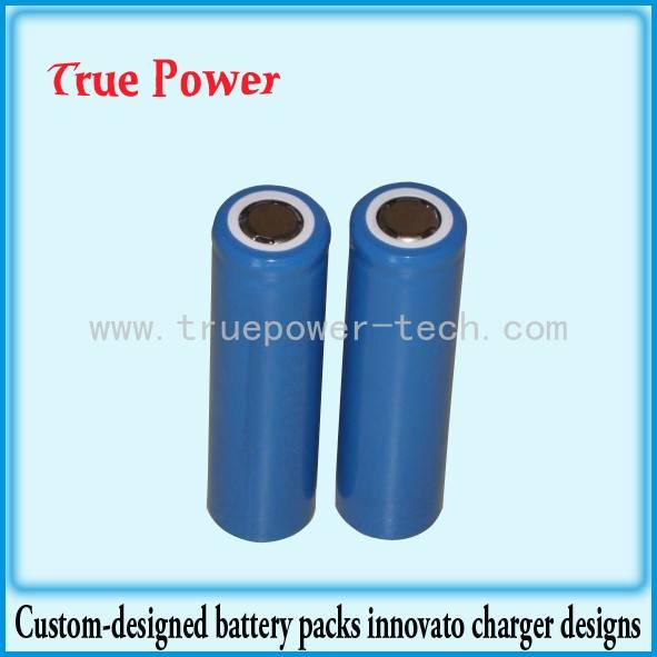 Factory source Best Lithium Battery - Li-ion Battery (18490) – True Power