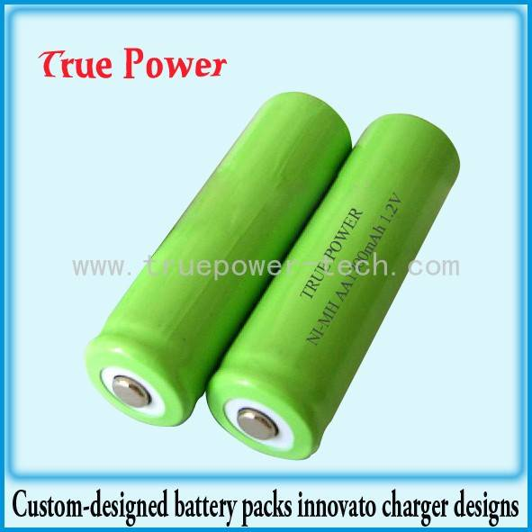China wholesale Tp4056 - Ni-MH AA1300mAh 1.2V – True Power