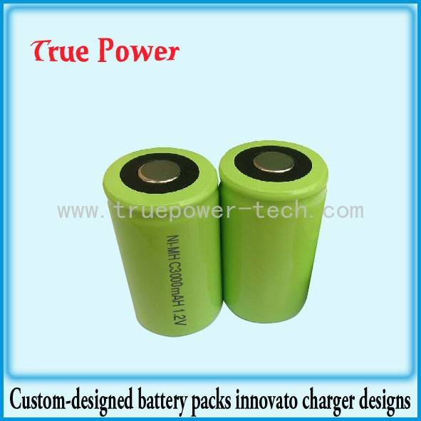 2020 High quality 40v Lithium Battery - Ni-MH C3000mAh – True Power