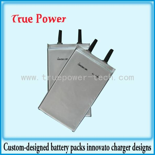 2020 Latest Design Best 12v Lithium Ion Battery - Li-polymer cell – True Power