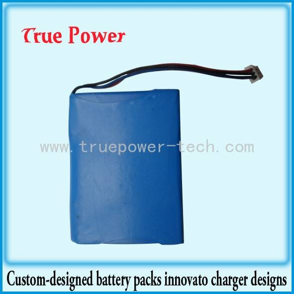 Quality Inspection for 12v 30ah Lithium Battery - li-ion 103450 1800mAh 3.7v – True Power