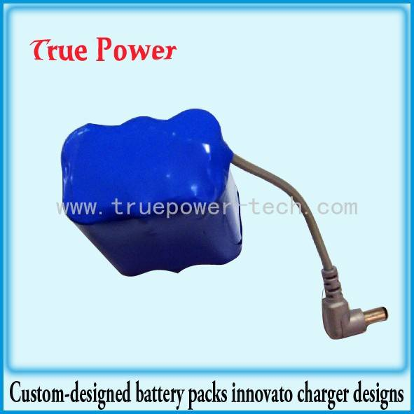 Quality Inspection for 5v Lithium Ion Battery - Li-ion Battery for 7.4V 18650 – True Power