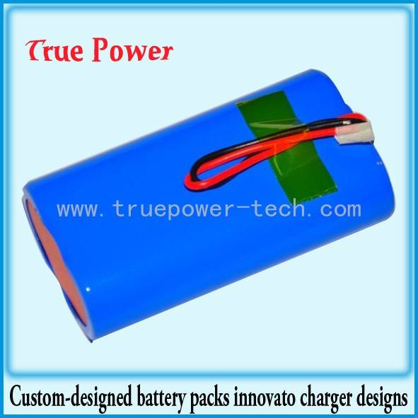 OEM Manufacturer Lithium Nickel Manganese Cobalt Oxide Battery - 14500-2S-800mAh Battery – True Power