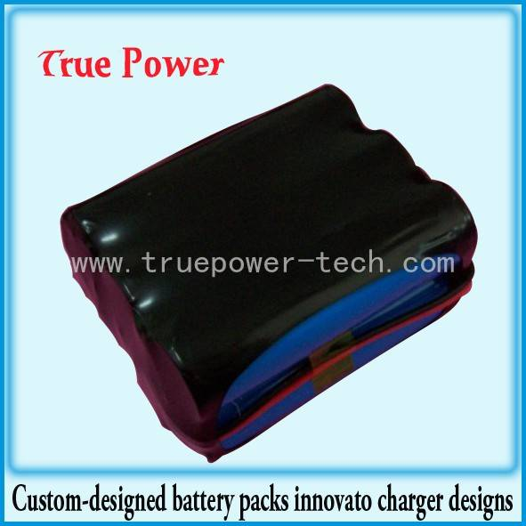 Factory best selling 24v 15ah Lithium Ion Battery - Lion Battery Pack 11.1V 5200mAh – True Power