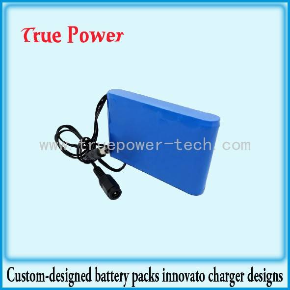 Li-ion Battery Pack 18650 14.8V 4.8Ah