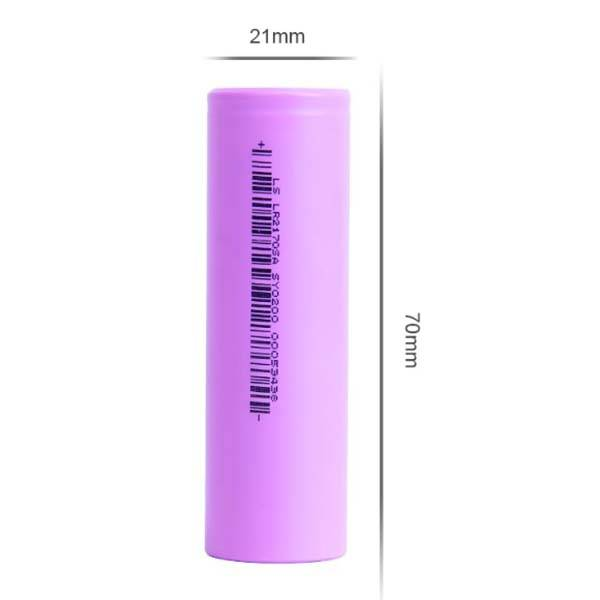 Factory source Best Lithium Battery - 3C Discharge Rate 21700 Battery LS LR2170SA 3.6V 4000mAh Rechargeable Lithium ion Battery – True Power Featured Image