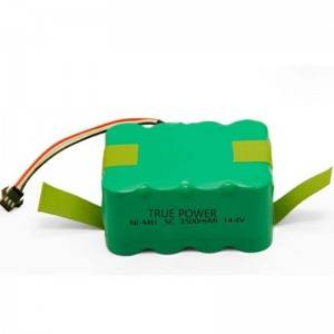 Wholesale Discount Cr123a 3.7 V - Ni-mh SC3500mah 14.4V  for power tools. – True Power