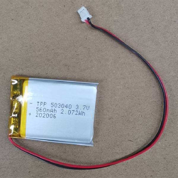 High quality li polymer battery TPP503040 3.7V 280mah for Audio,earphone Featured Image