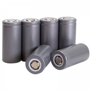 high capacity lithium ion battery 32650 3.7V6000mah cylindrical recharge battery for flashlight